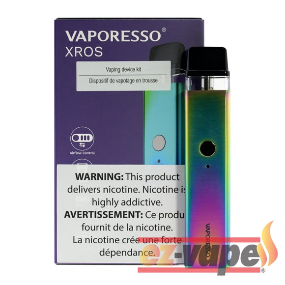 Xros 800Mah Kit Rainbow / Salt Nicotine