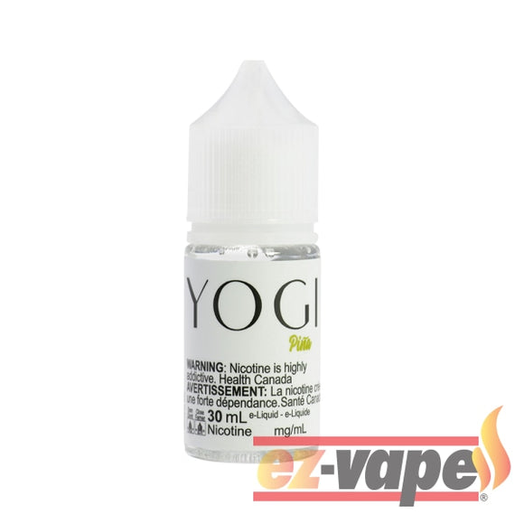 Yogi Pina 30Ml / 06Mg Regular Nicotine E-Juice