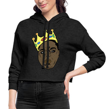 Load image into Gallery viewer, Biggie Crop Hoodie