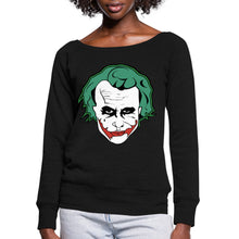 Load image into Gallery viewer, Joker Women's Wideneck Pullover