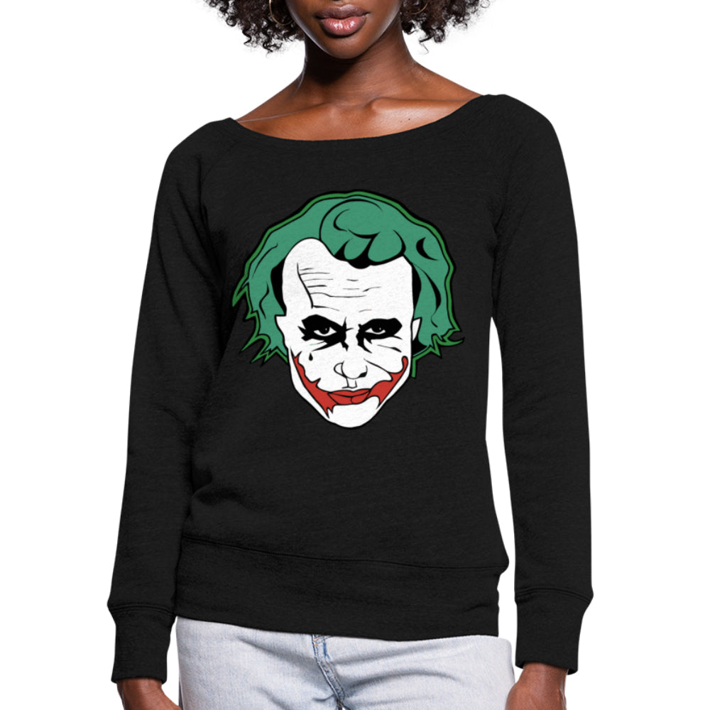 Joker Women's Wideneck Pullover