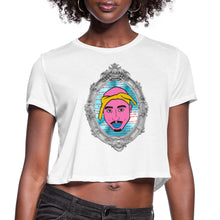 Load image into Gallery viewer, Tupac Crop Top