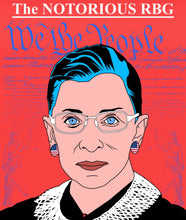 Load image into Gallery viewer, The Notorious RBG