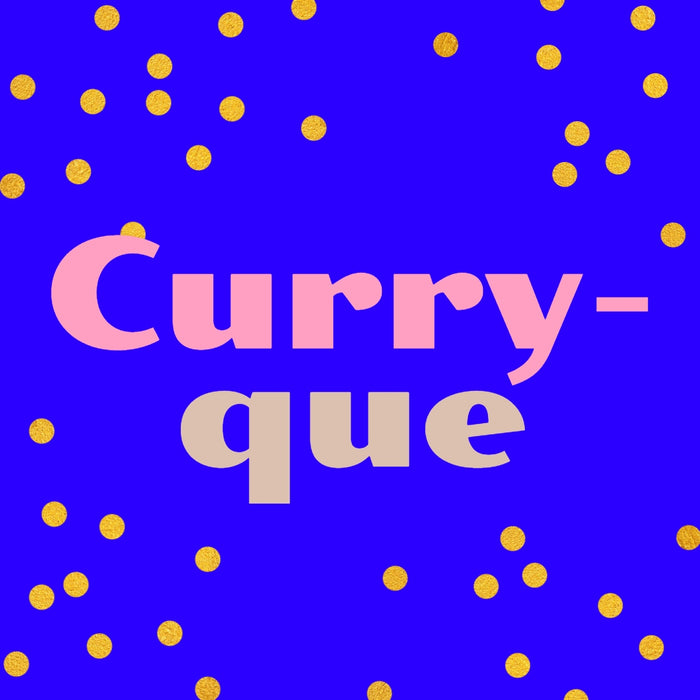 Dinner this Week: Curry-que