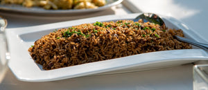 Pigeon Peas and Rice