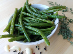 Caribbean Style Green Beans