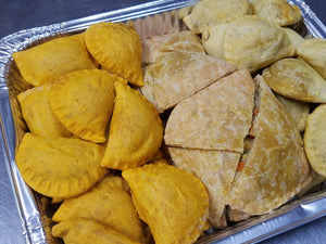 Cocktail Jamaican Pattie Assortment,  69.00