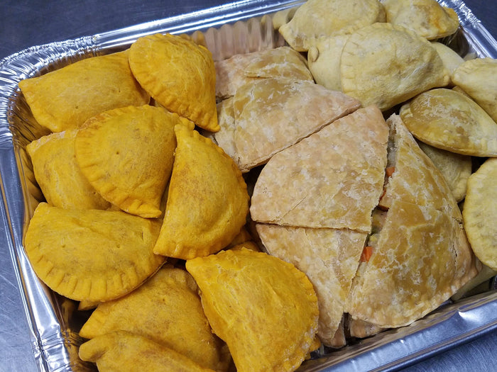 Cocktail Jamaican Pattie Assortment