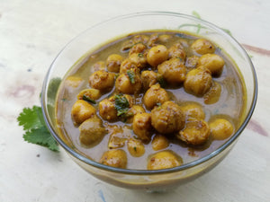 Curried Channa (Curried Chick Peas),  39.00