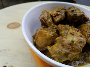 Curried Chicken,  84.00