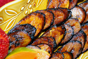 Fried Sweet Plantain,  58.00