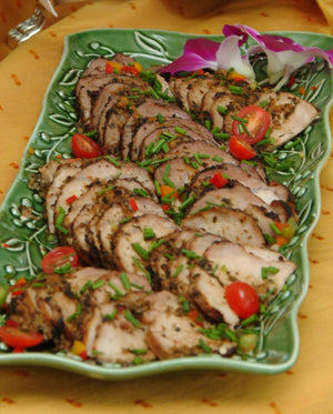 Geera Rubbed Pork,  90.00