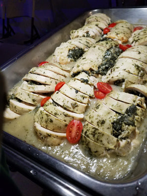 Spinach Stuffed Chicken Breast,  100.00