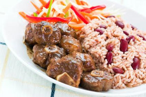 Stewed Ox Tails