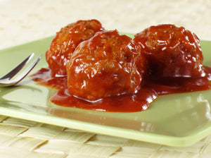 Sweet and Sour Meatballs,  66.00