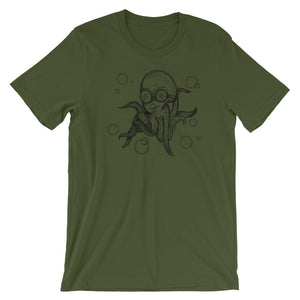 Leo Unisex T-Shirt - Little Green Guy