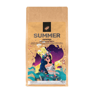 Summer, Limited Edition, 500g Rocket Bean Roastery