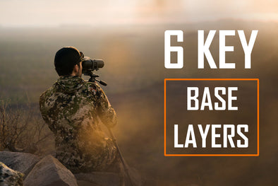 Six Key Base Layers for Hunters