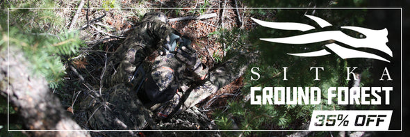 Sitka Gear Ground Forest: Early Season System