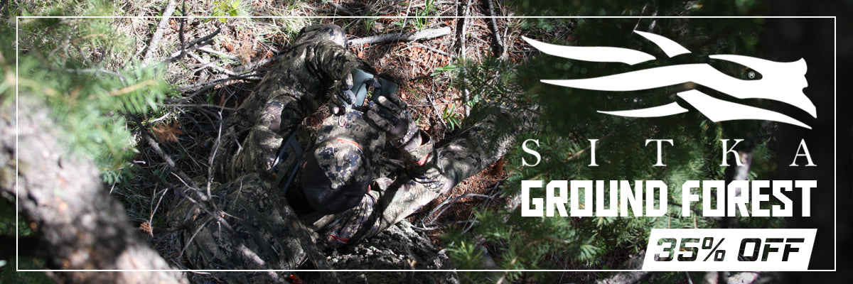 Sitka Gear Ground Forest: Late Season System
