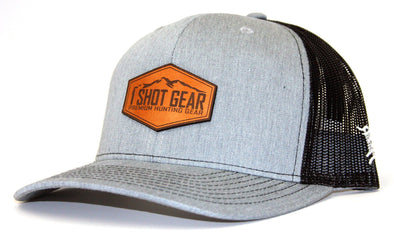 Curved Trucker Hat - 1 Shot Gear