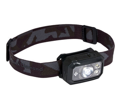 Black Diamond Storm375  Headlamp - 1 Shot Gear
