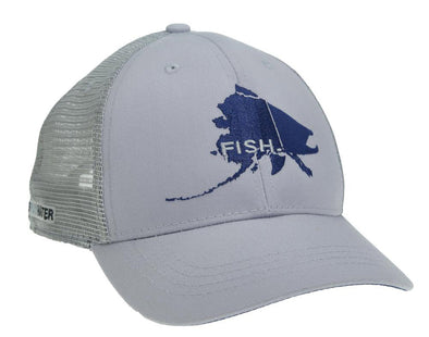 RepYourWater Alaska Fish Hat - 1 Shot Gear