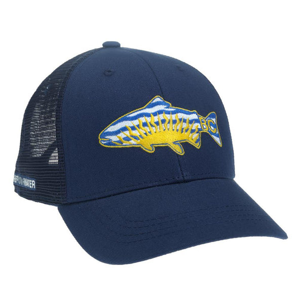 British Columbia Hat - Navy - 1 Shot Gear
