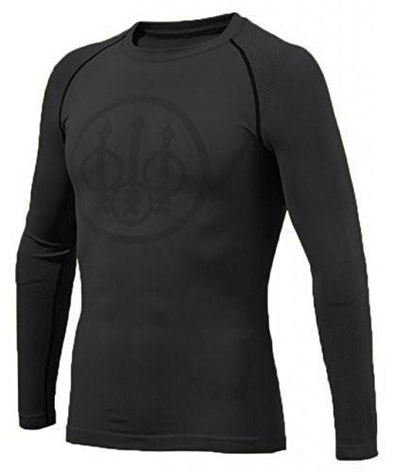 Beretta Body Mapping Warm LS Tee - 1 Shot Gear