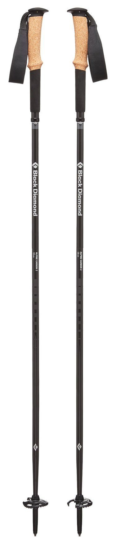 Alpine Carbon Z Trekking Poles - 1 Shot Gear