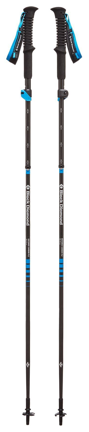 Black Diamond Distance Carbon FLZ Trekking Poles - 1 Shot Gear
