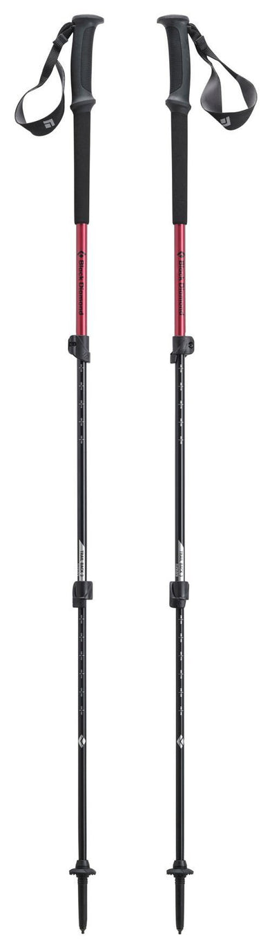 Black Diamond Trail Back Trekking Poles - 1 Shot Gear