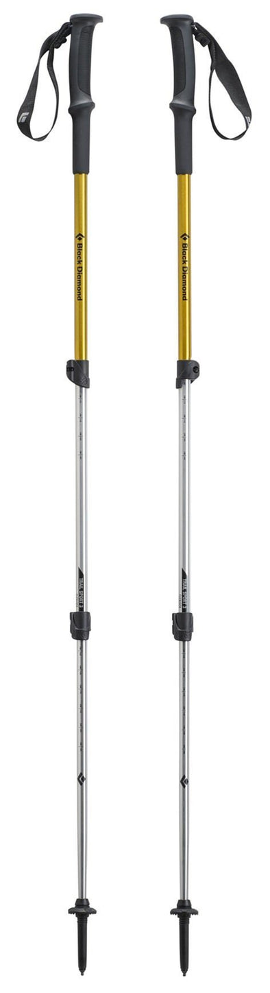 Black Diamond Trail Sport 3 Trekking Poles - 1 Shot Gear