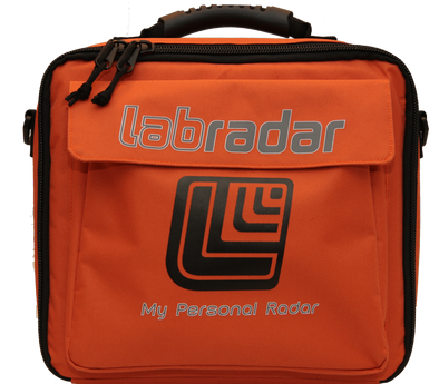 Labradar LabRadar Padded Carrying Case Nylon Orange - 1 Shot Gear