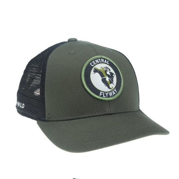 RepYourWater Central Flyway Hat - 1 Shot Gear