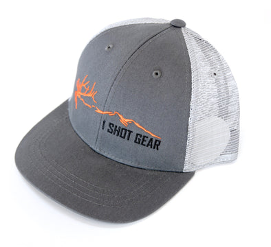 RepYourWater 1 Shot Gear Logo Hat - 1 Shot Gear