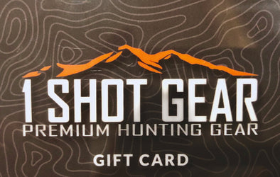 Gift Card - 1 Shot Gear