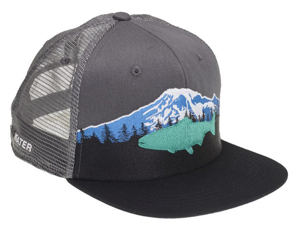 Mount Rainier Hat - 1 Shot Gear
