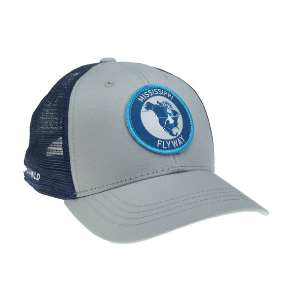 RepYourWater Mississippi Flyway Hat - 1 Shot Gear