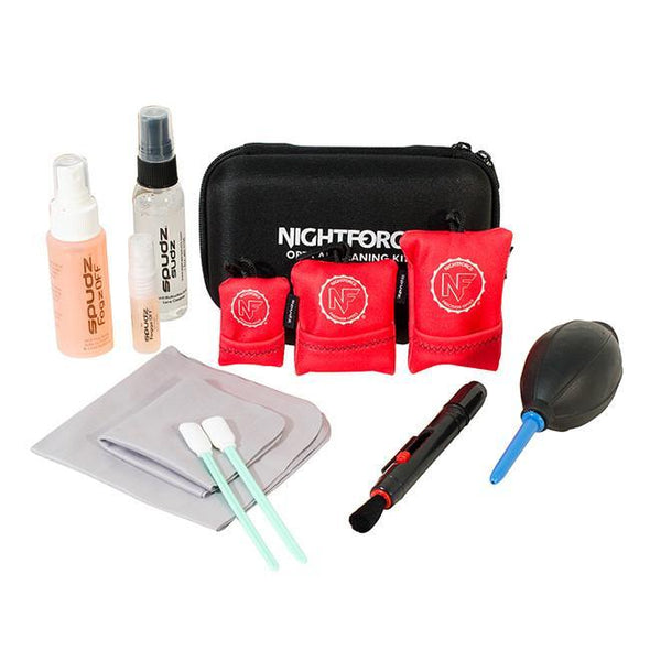 Nightforce Professional Cleaning Kit A431 - 1 Shot Gear