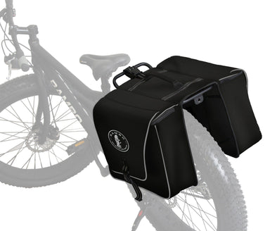 Rambo Bikes Black Accessory Saddle Bag - 1 Shot Gear