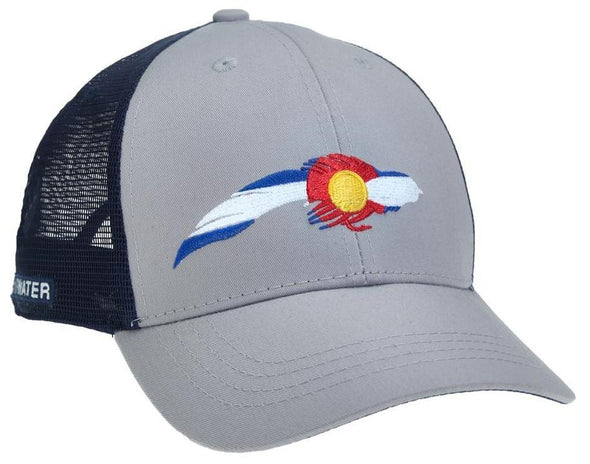 RepYourWater Colorado Streamer Hat - 1 Shot Gear