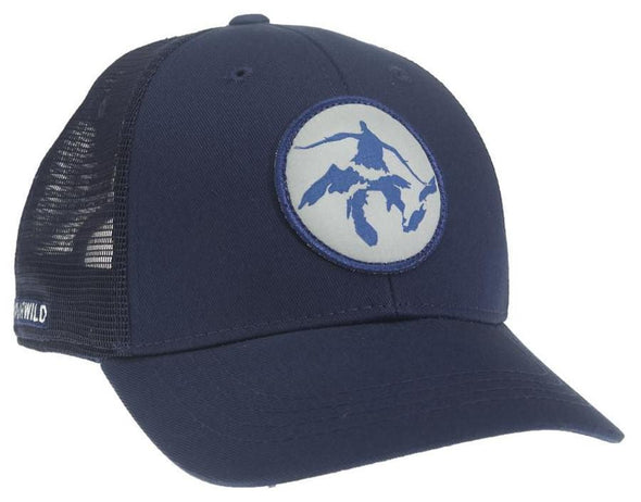 RepYourWater Great Lakes Waterfowl Hat - 1 Shot Gear