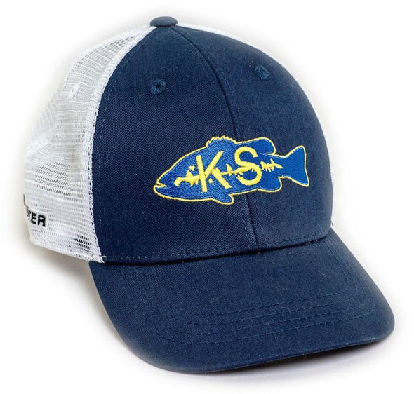 RepYourWater Kansas Bass Hat - 1 Shot Gear