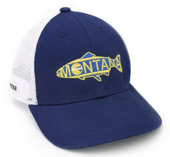 RepYourWater Montana Flag Hat - 1 Shot Gear
