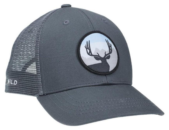 RepYourWater Muley Country Mesh Back Hat - 1 Shot Gear