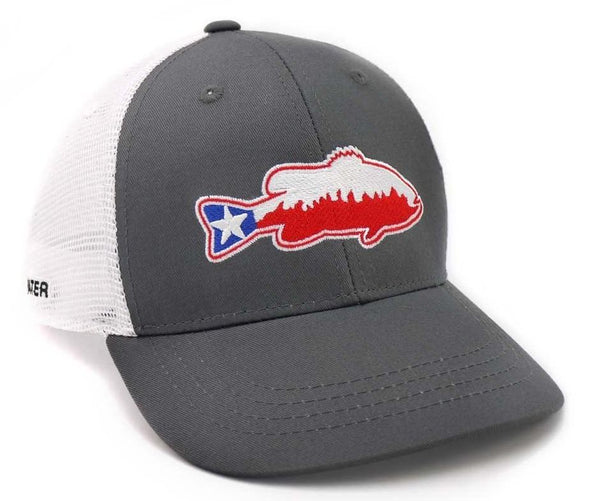 RepYourWater Texas Bass Hat - 1 Shot Gear