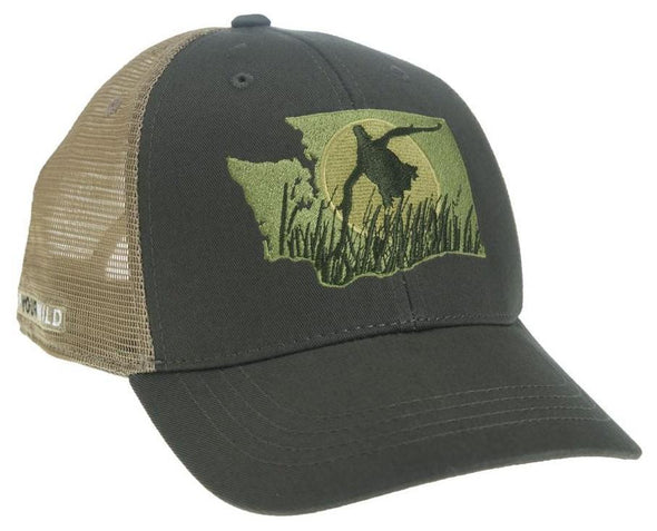 RepYourWater Washington Waterfowl Hat - 1 Shot Gear