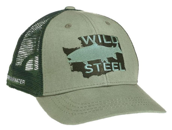 Washington Wild Steel Hat
