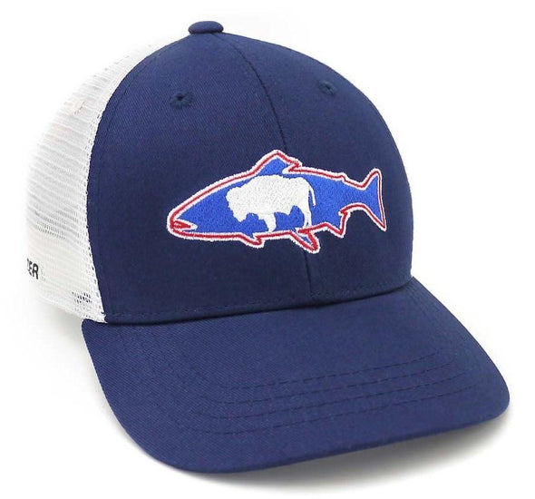 Wyoming Flag Hat - 1 Shot Gear